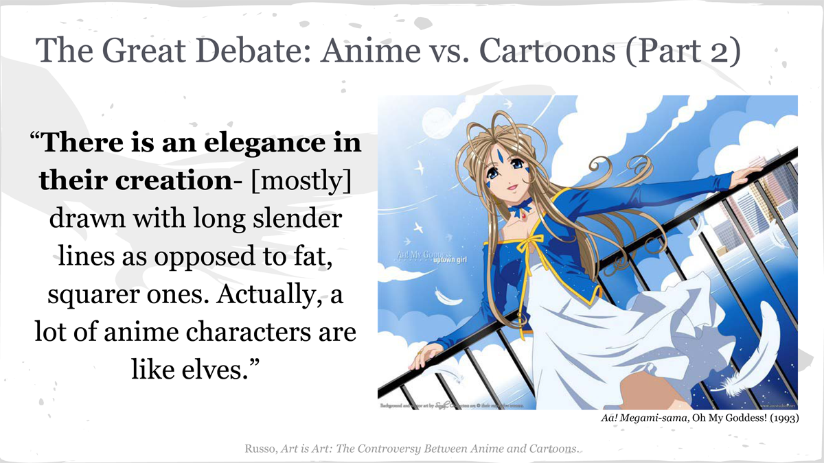What is anime 23